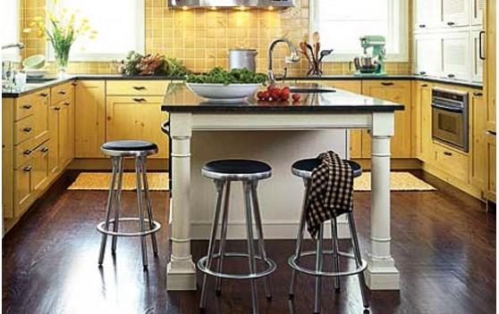 Как обновить кухню своими руками и без ремонта