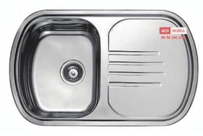 Кухонная мойка из нержавейки 7749 satin