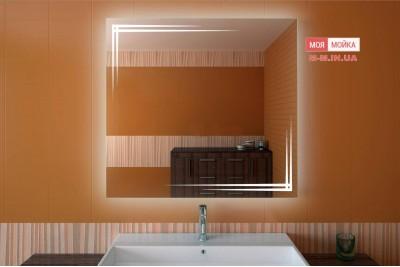 LED-зеркало Axor