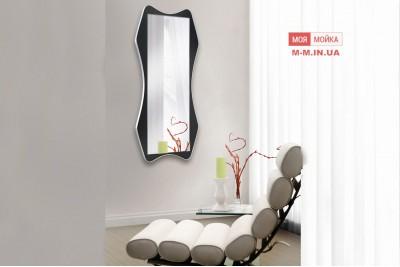 Зеркало Birk White-Black