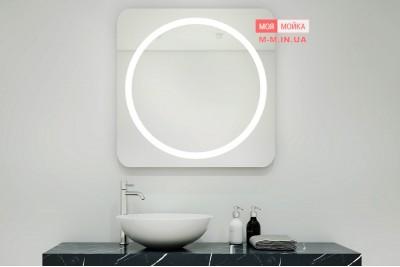 LED-зеркало Bowl