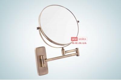 Зеркало косметическое Bronze