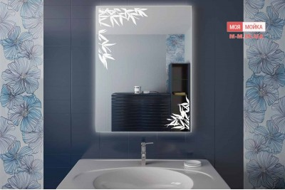 LED-зеркало Elements