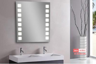 LED-зеркало Ernesta