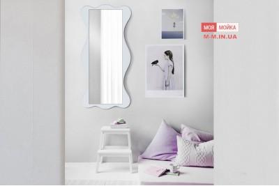Зеркало Frame White