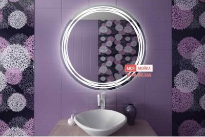 LED-зеркало Kerasan