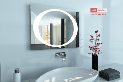 LED-зеркало Vela