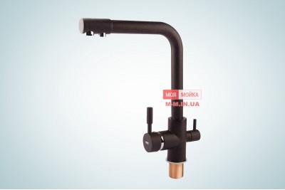 Смеситель Water P4098 чёрный
