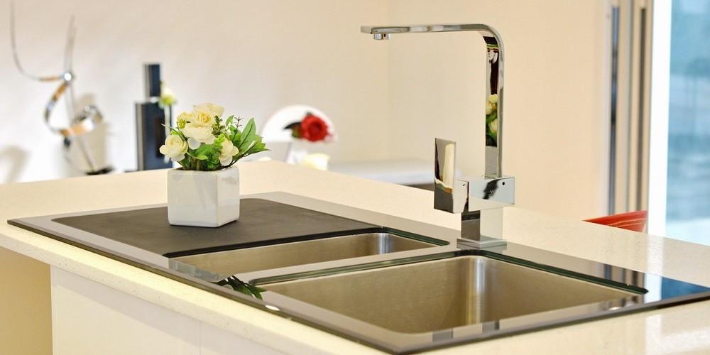 фото встраиваемой кухонной мойки