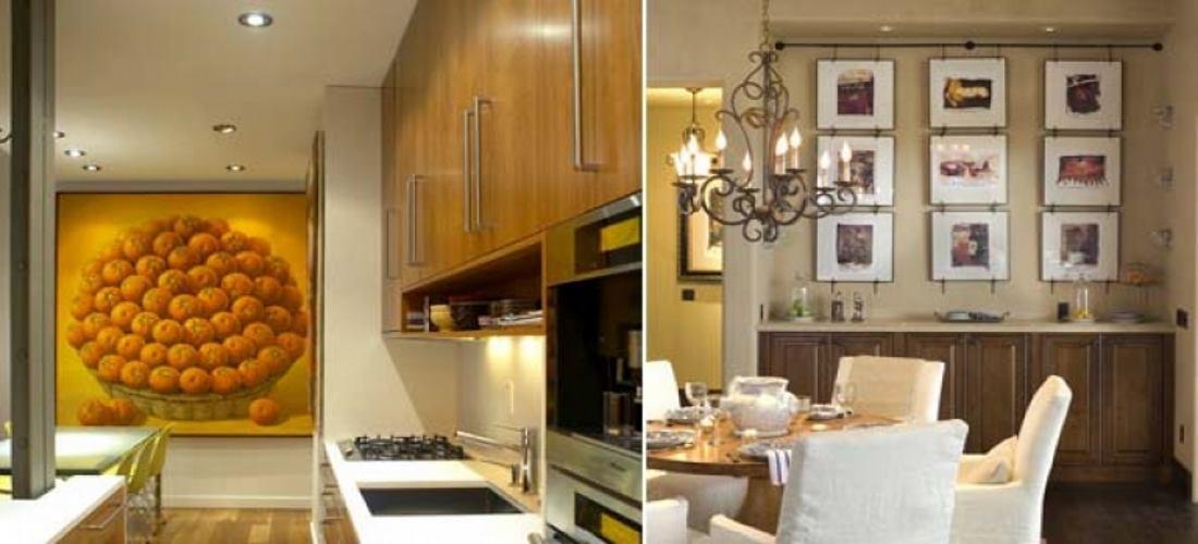 фото натюрморт в дизайне кухни